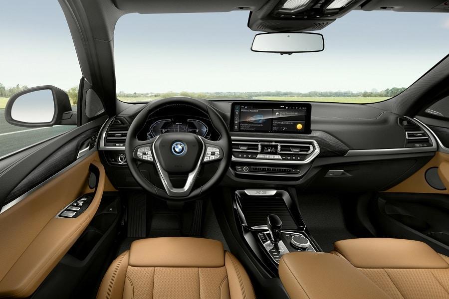 BMW X3 2021 interni