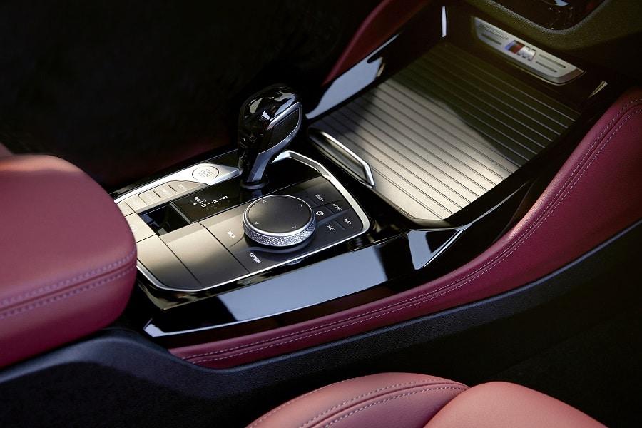 BMW X3 2021 interni1
