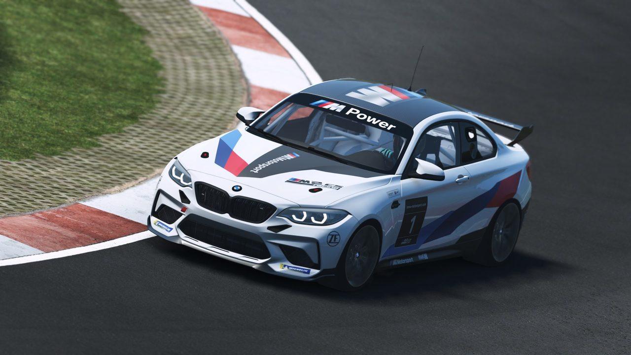 BMW M2 CS Cup: Sandrucci e Marcucci conquistano la gara thumbnail