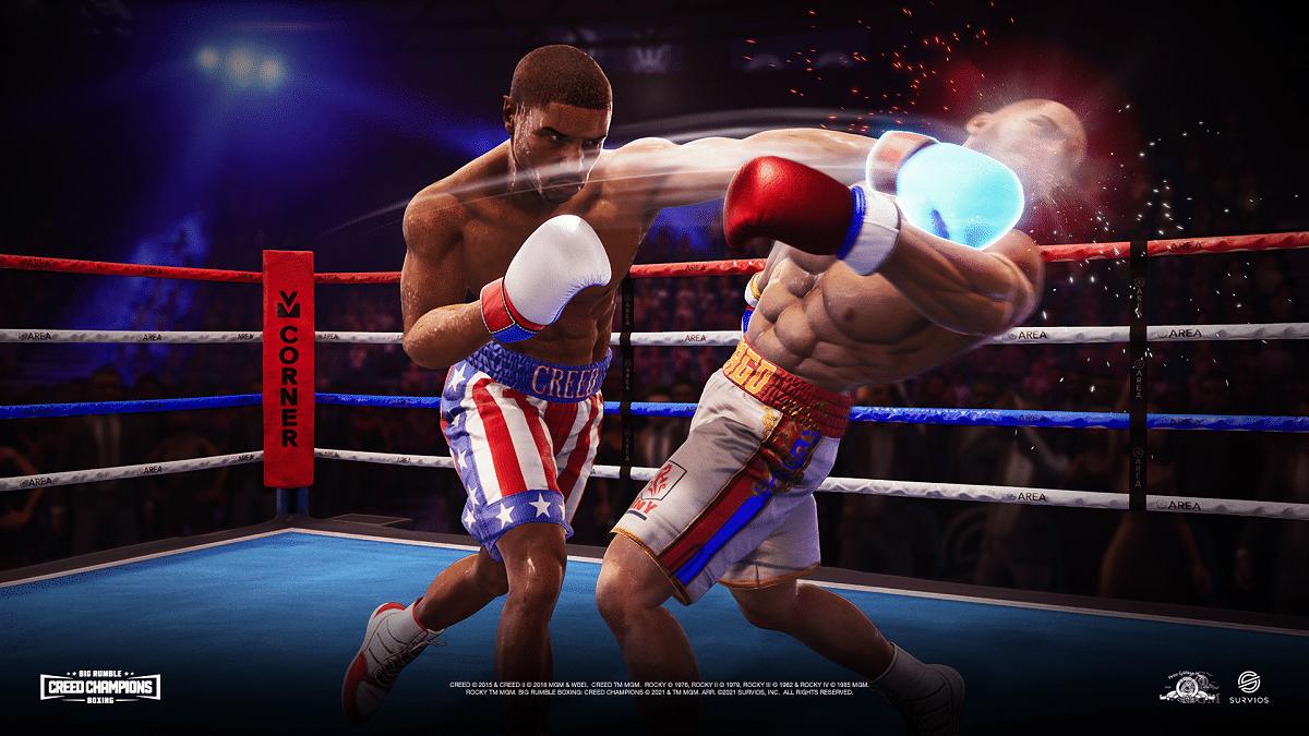 Big Rumble Boxing: Creed Champions, svelata la data di uscita thumbnail