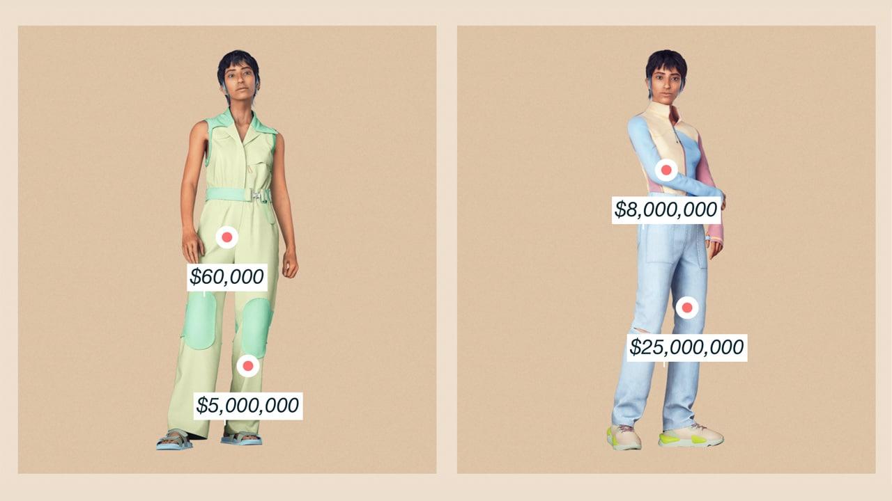 H&M lancia Billion Dollar Collection, la collezione virtuale sostenibile thumbnail