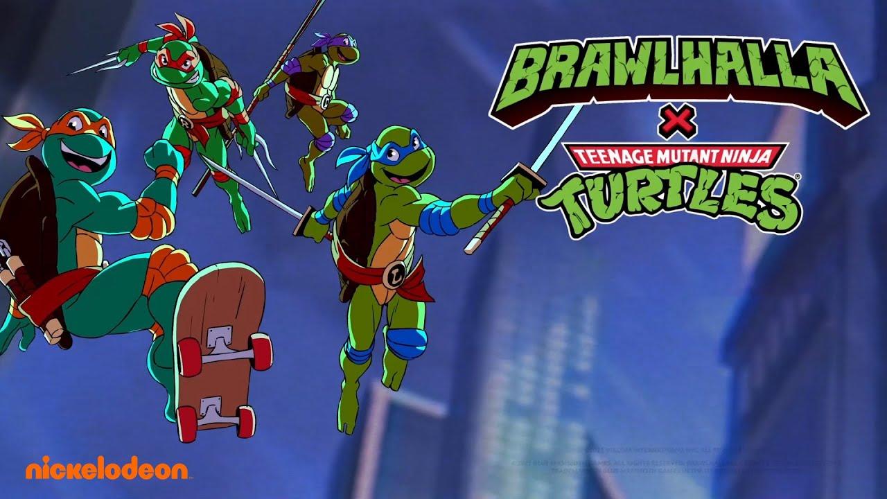 Le Tartarughe Ninja sbarcano su Brawlhalla thumbnail