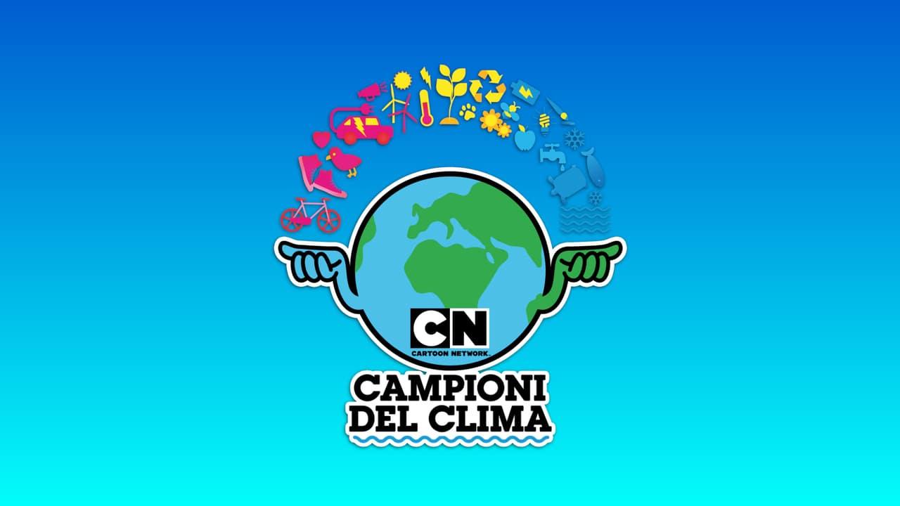 Cartoon Network per l'ambiente: arriva Campioni del Clima thumbnail