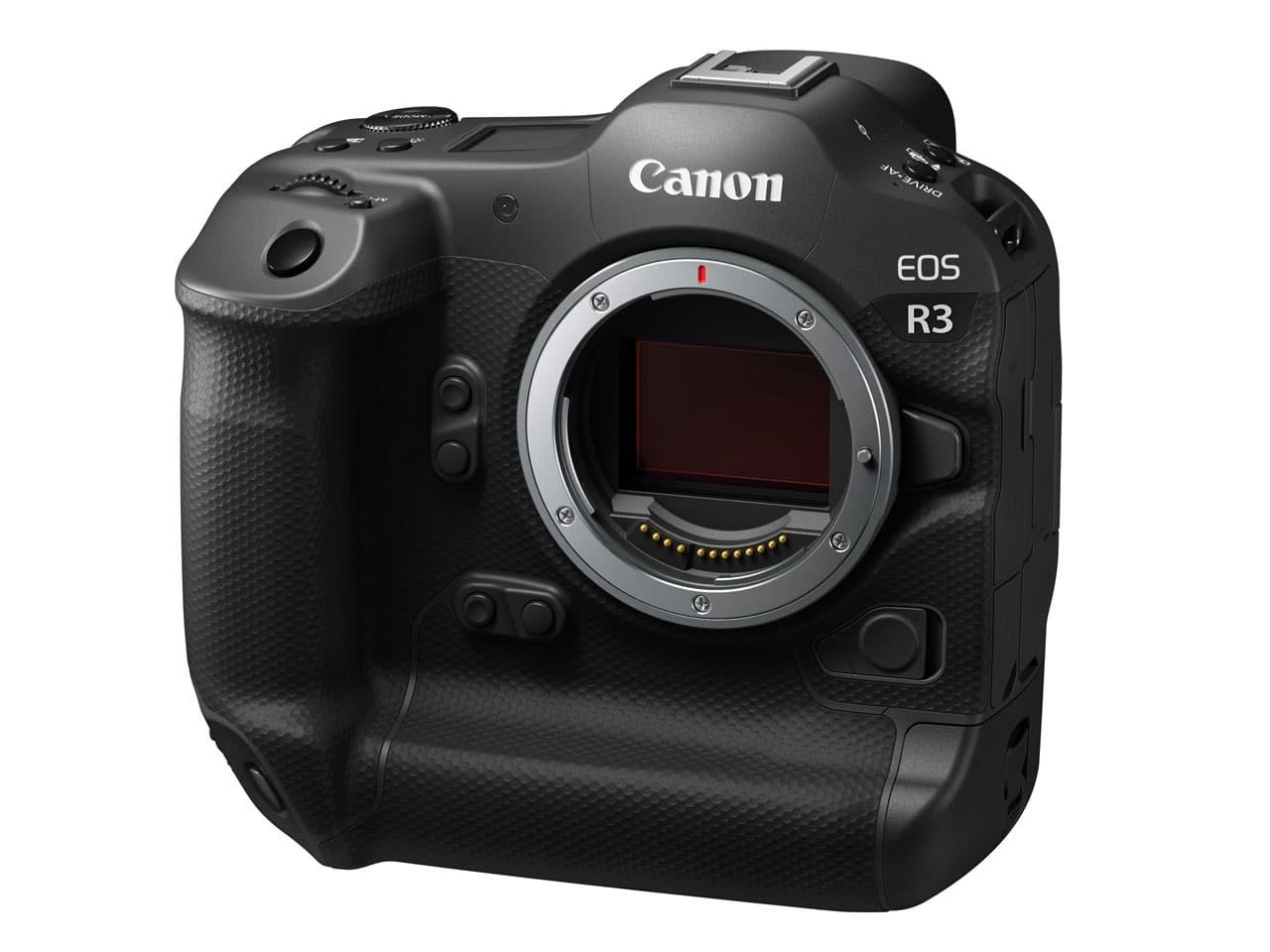 Canon EOS R3: svelate nuove caratteristiche thumbnail