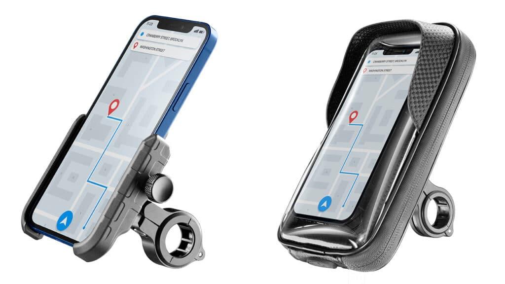 Cellularline rider shield e rider steel