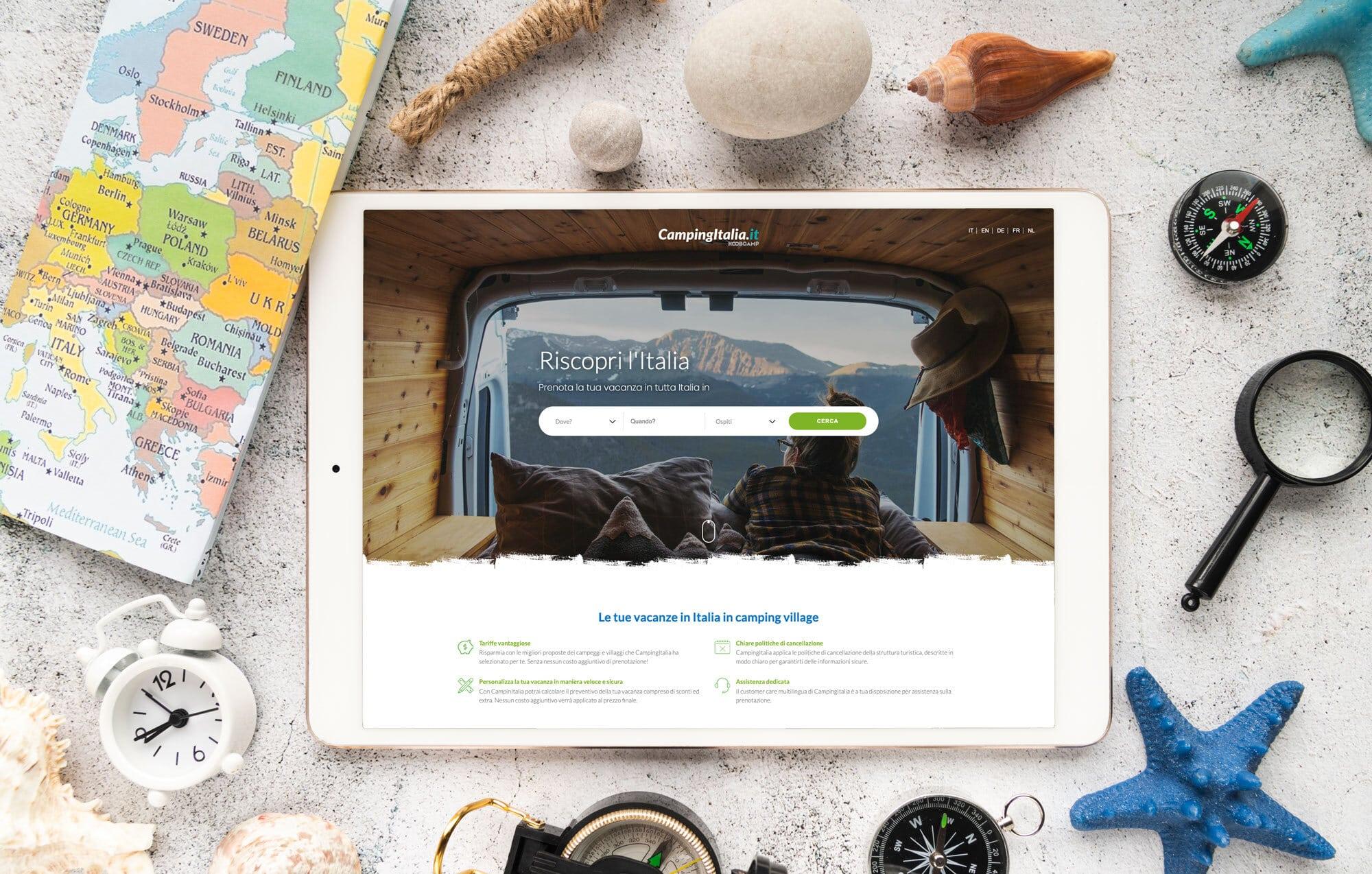 Assicurazione gratuita per i tuoi viaggi: l'iniziativa di CampingItalia.it thumbnail