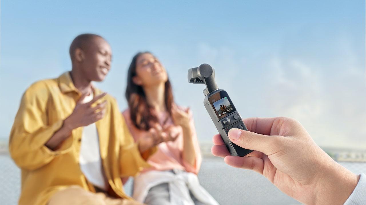 DJI Pocket 2, la mini fotocamera per le vacanze thumbnail