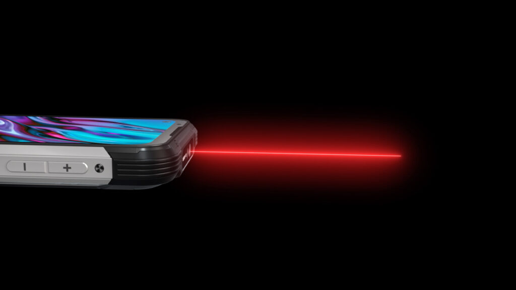 DOOGEE S97 Pro specifiche - laser