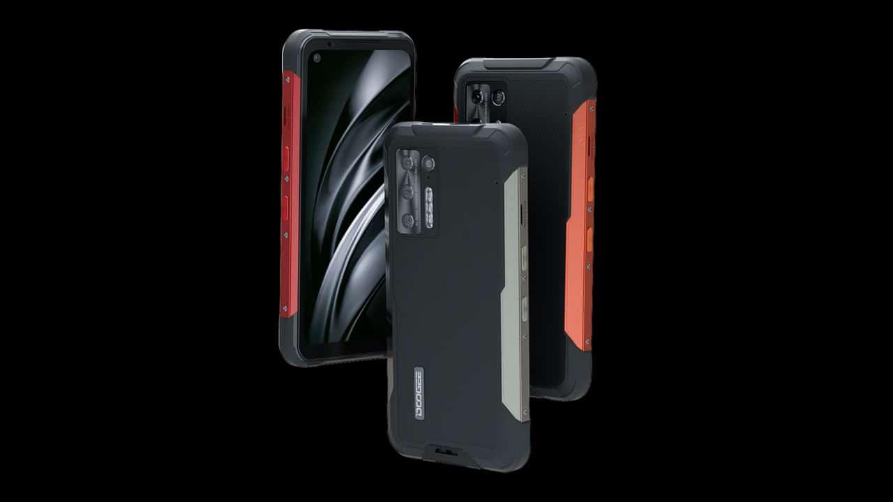DOOGEE S97 Pro è il primo smartphone dotato di telemetro laser professionale thumbnail