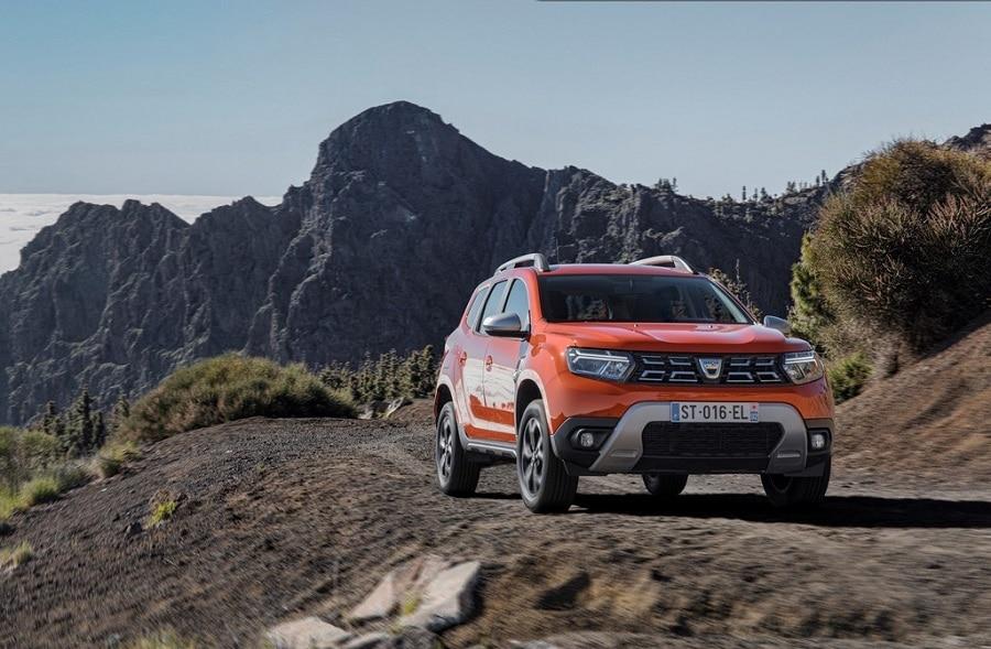 Dacia Duster 2021 fuoristrada