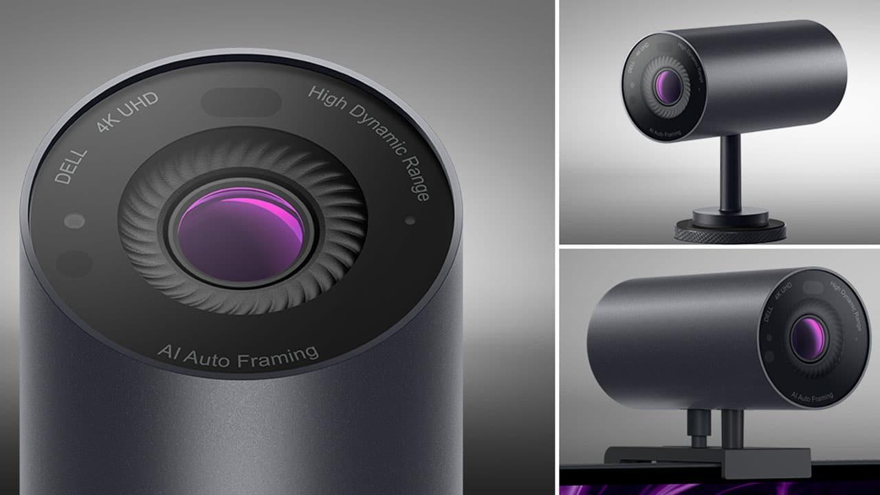 La webcam più intelligente del mondo è di Dell thumbnail