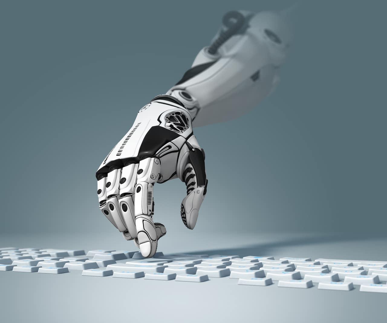 I robot non rubano posti di lavoro, ne creano di nuovi meglio pagati thumbnail