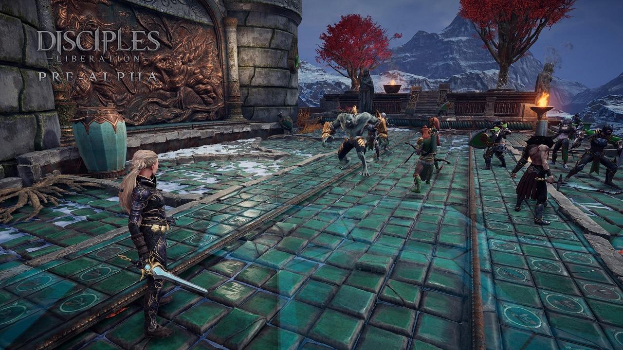 Disponibile il gameplay di debutto di Disciples: Liberation thumbnail