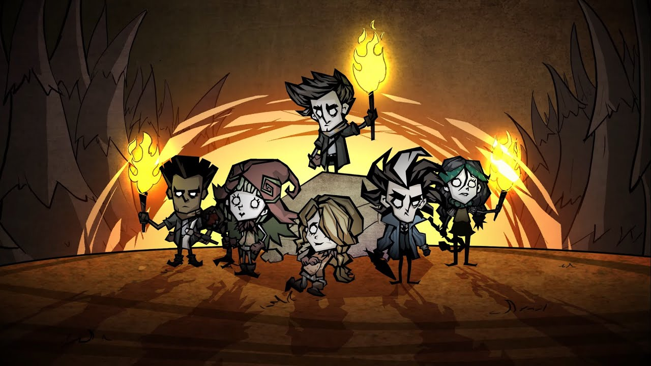 Don't Starve: Newhome: disponibile un nuovo story trailer thumbnail