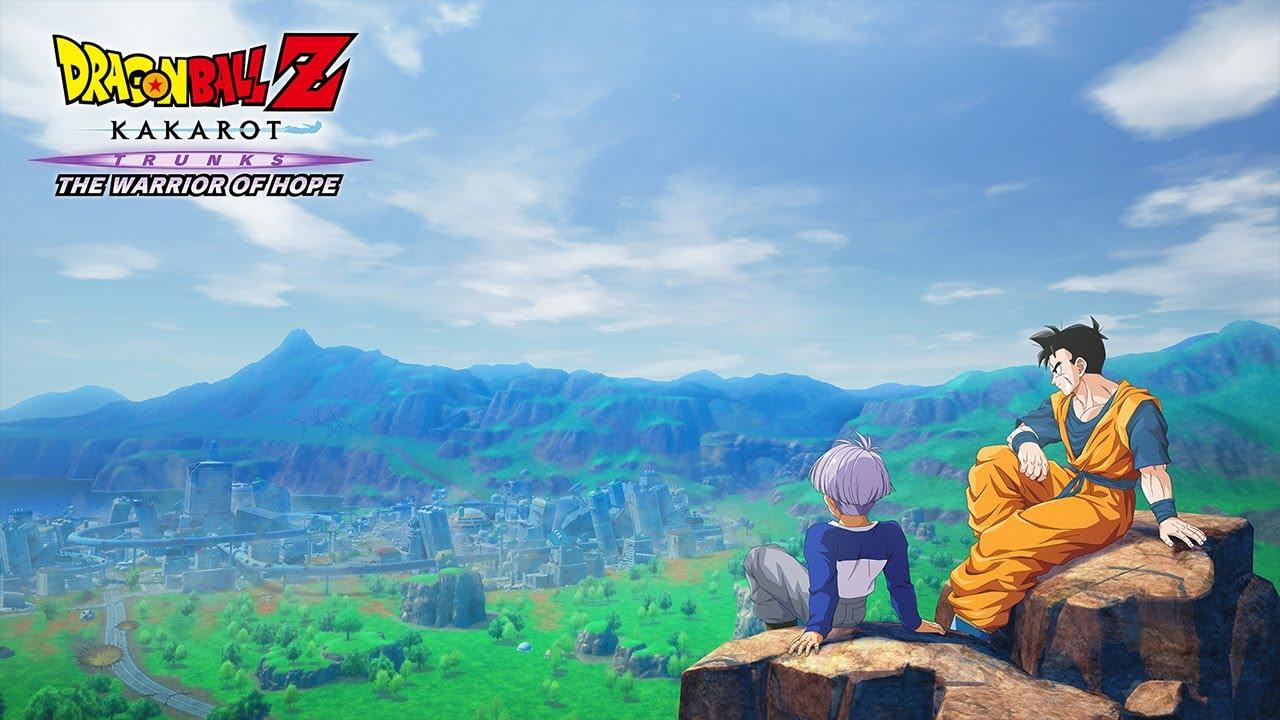Il trailer del nuovo DLC di Dragon Ball Z: Kakarot + A New Power Awakens Set thumbnail