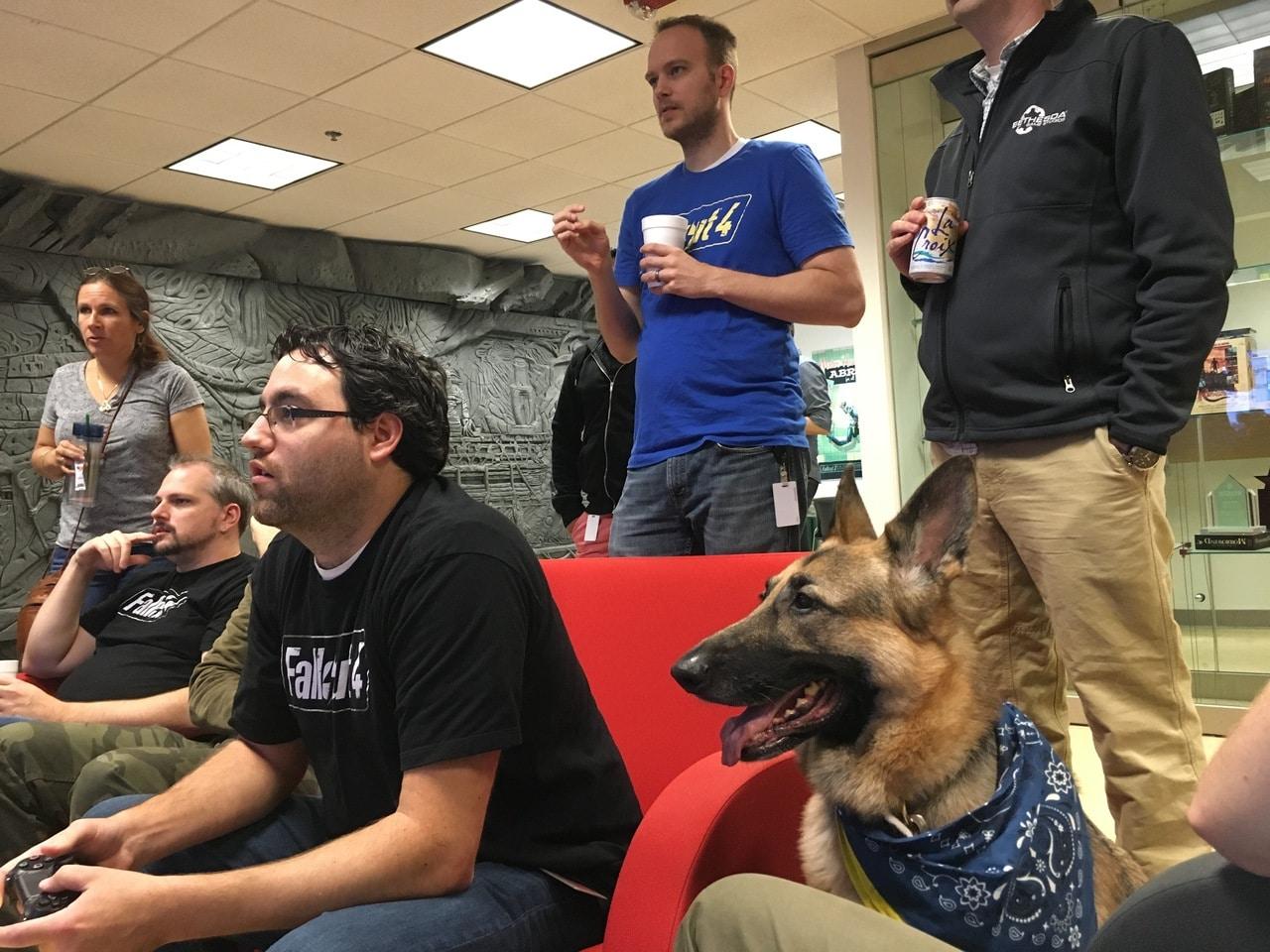 Fallout 4: muore River, il cane che ha ispirato Dogmeat thumbnail