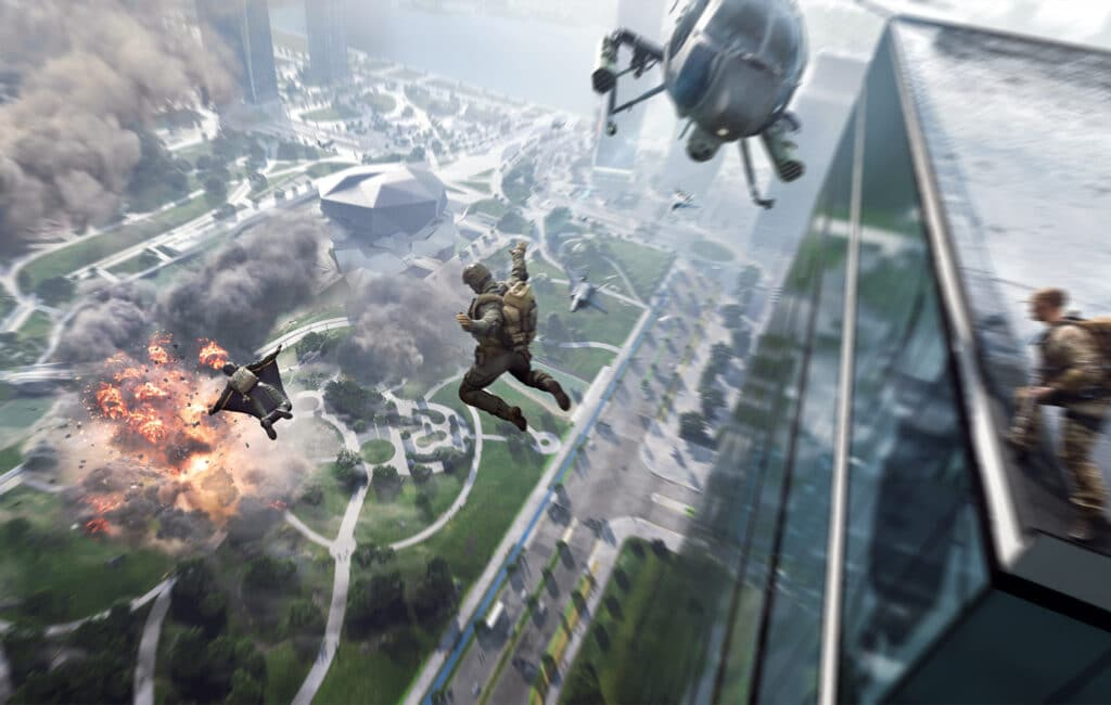 Battlefield 2042 All-Out Warfare