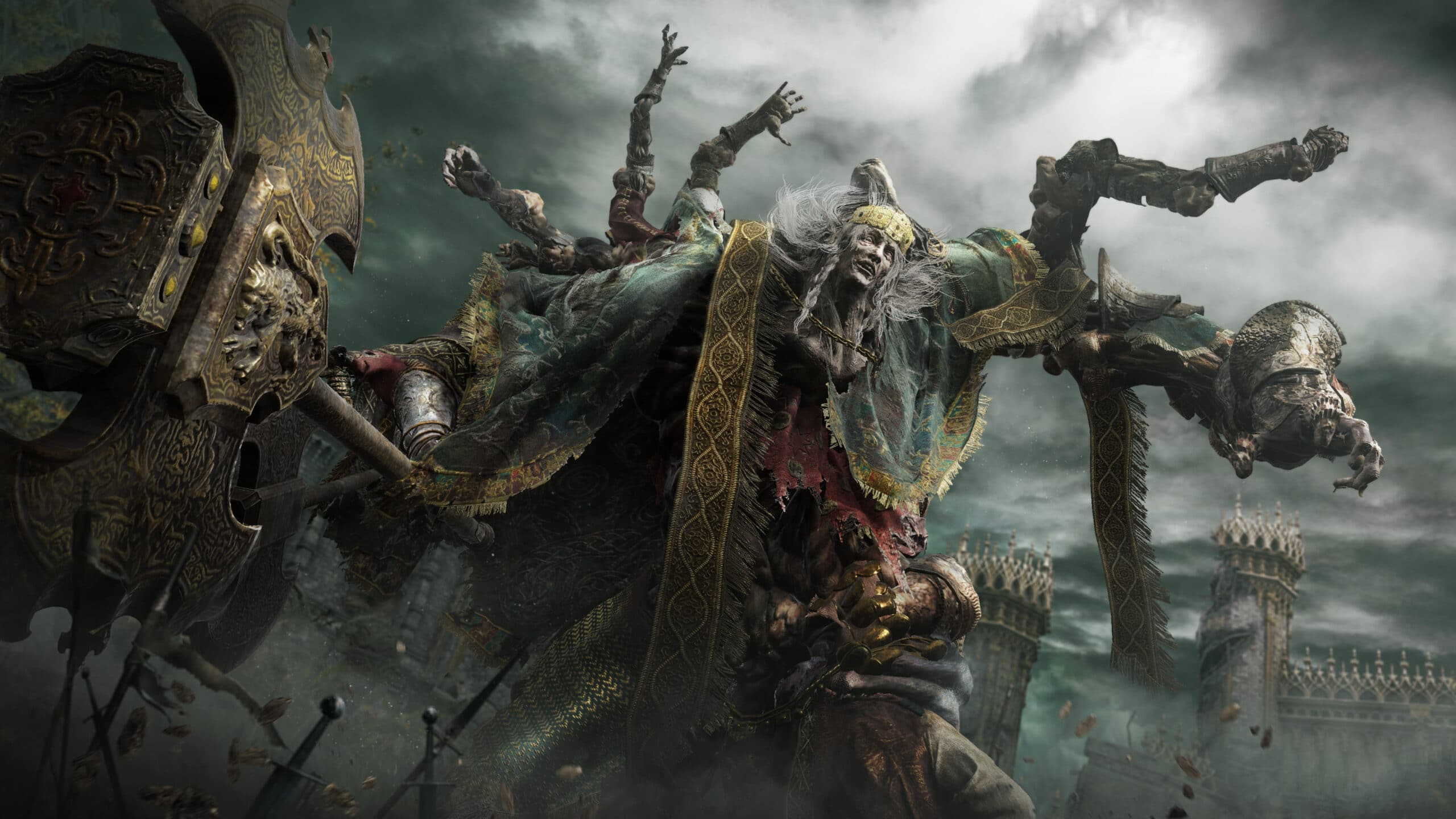Summer Game Fest: mostrato il primo gameplay trailer di Elden Ring thumbnail