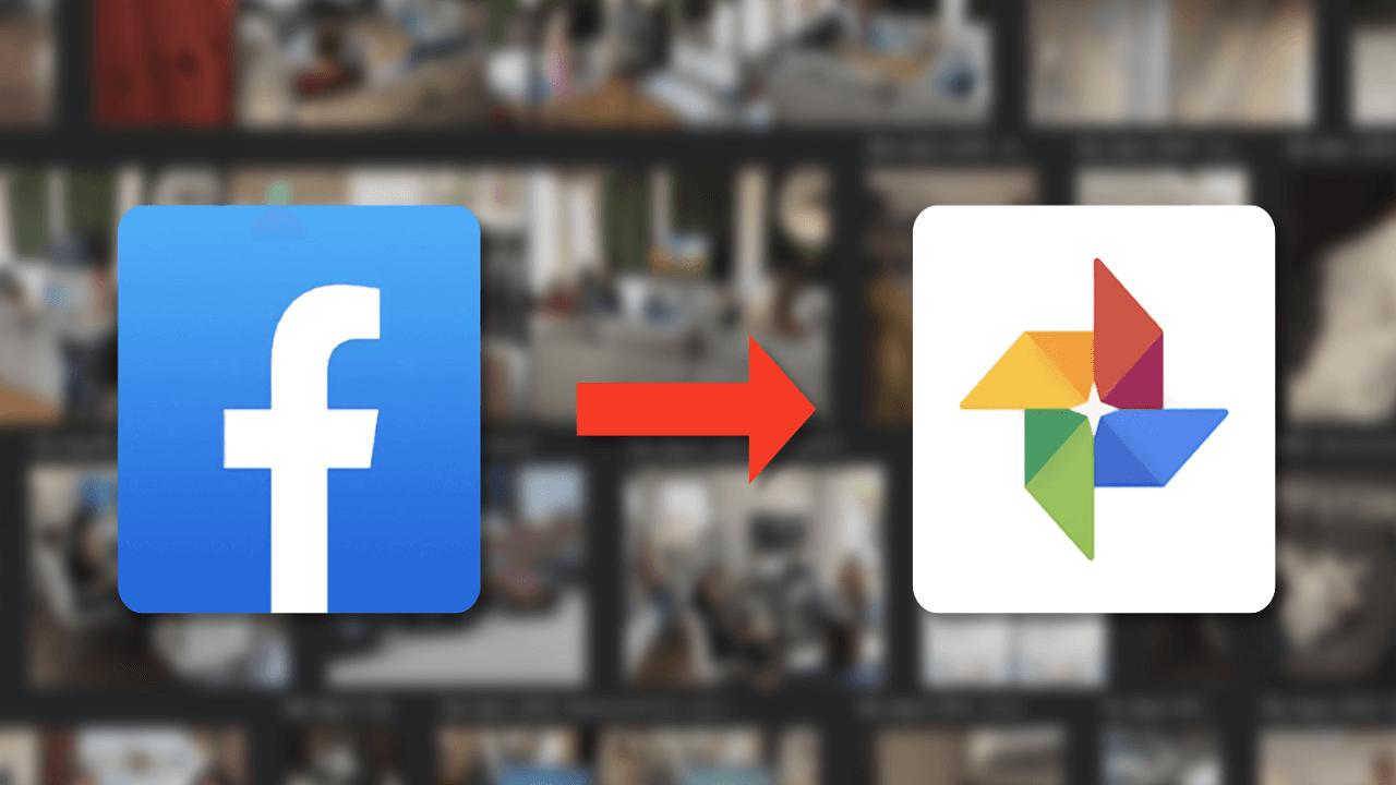 Come trasferire foto e video da Facebook a Google Foto thumbnail