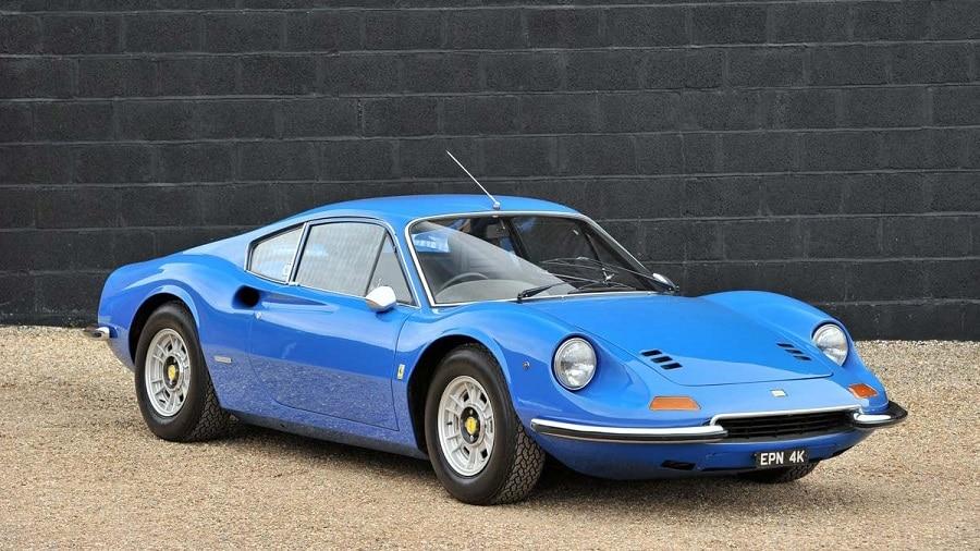 Ferrari 296 GTB Dino