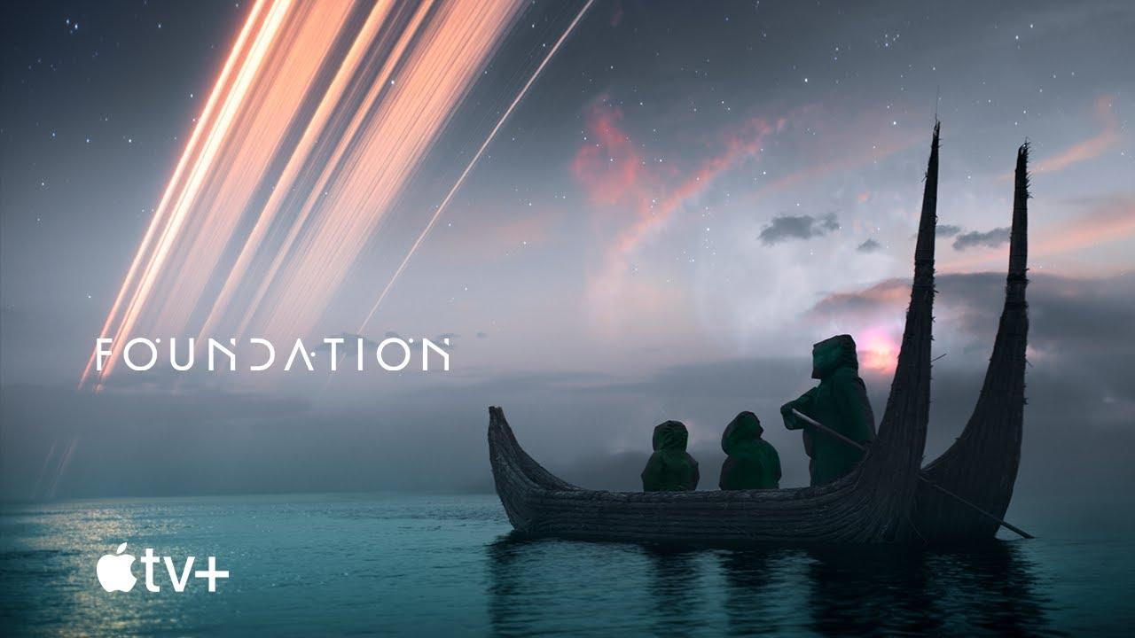 Fondazione arriverà su Apple TV+ thumbnail