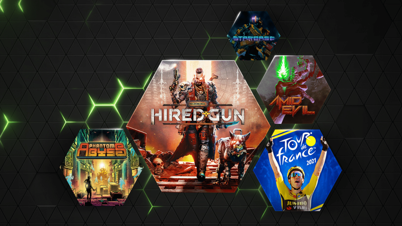 GeForce NOW: ecco tutti i giochi in arrivo a giugno thumbnail