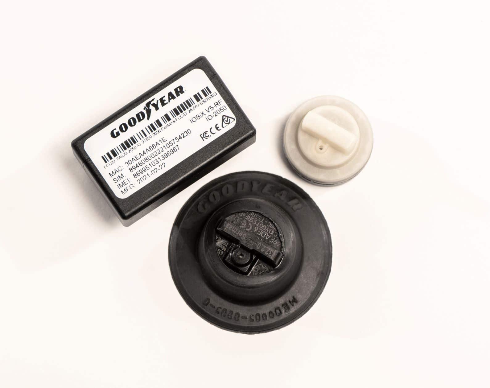 Goodyear lancia SightLine: il nuovo marchio di pneumatici intelligenti thumbnail