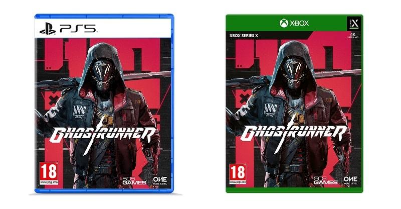 Ghostrunner PS5 e xbox series x e s-min