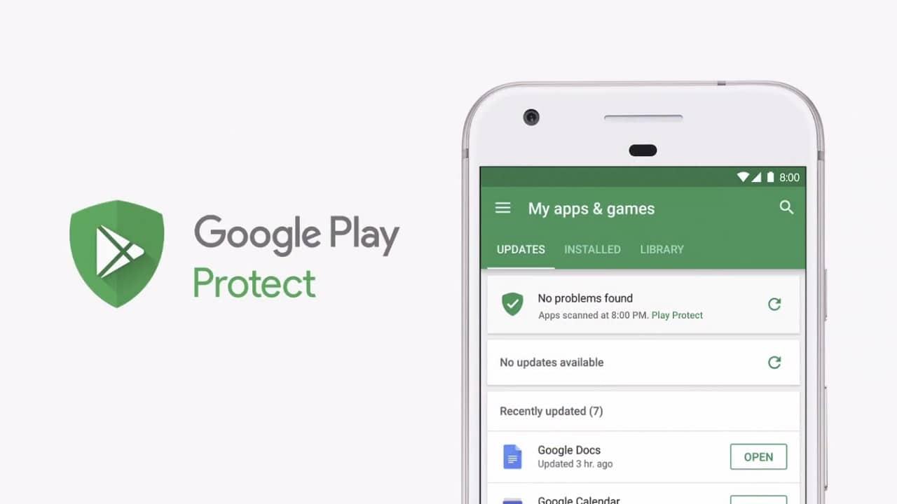 Google rafforza la sicurezza sul Play Store thumbnail
