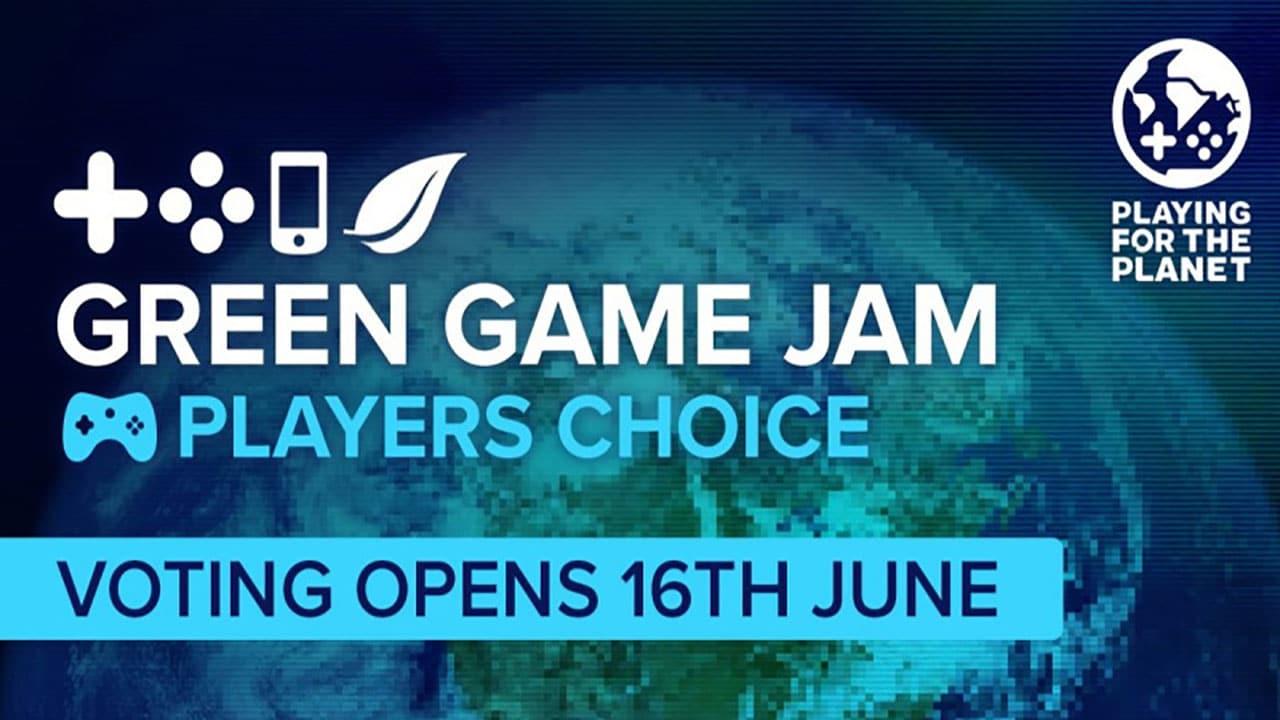Green Game Jam 2021: tante iniziative a supporto della natura thumbnail