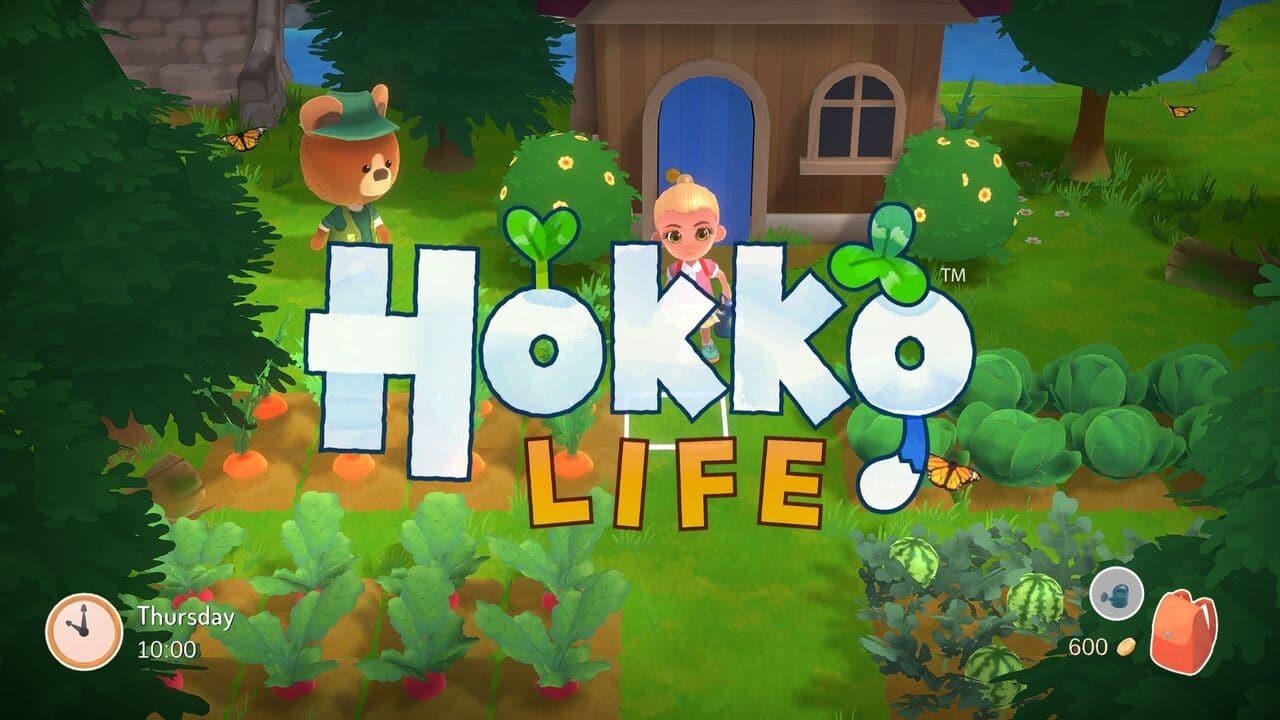 Hokko Life è disponibile in accesso anticipato su Steam thumbnail