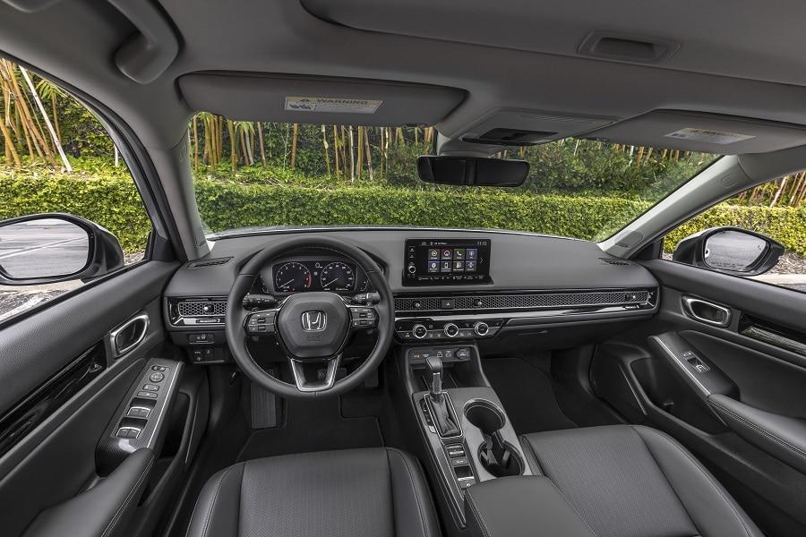 Honda Civic 2021 interni