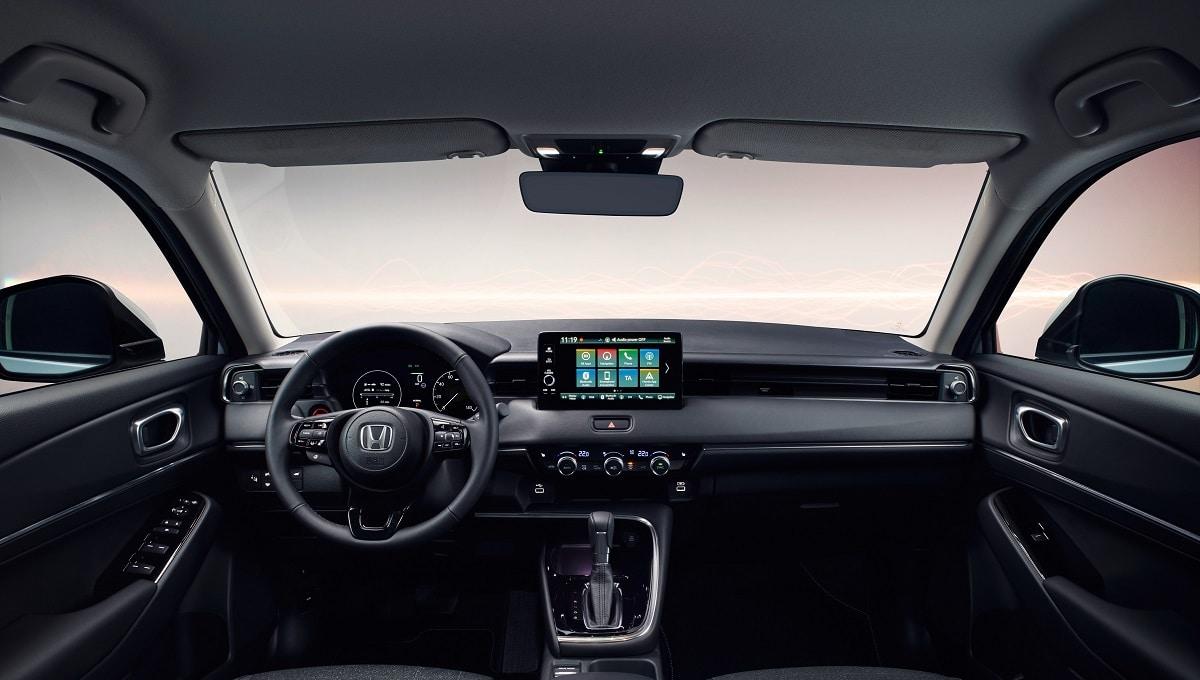 Honda HR-V: comfort degli interni al top thumbnail