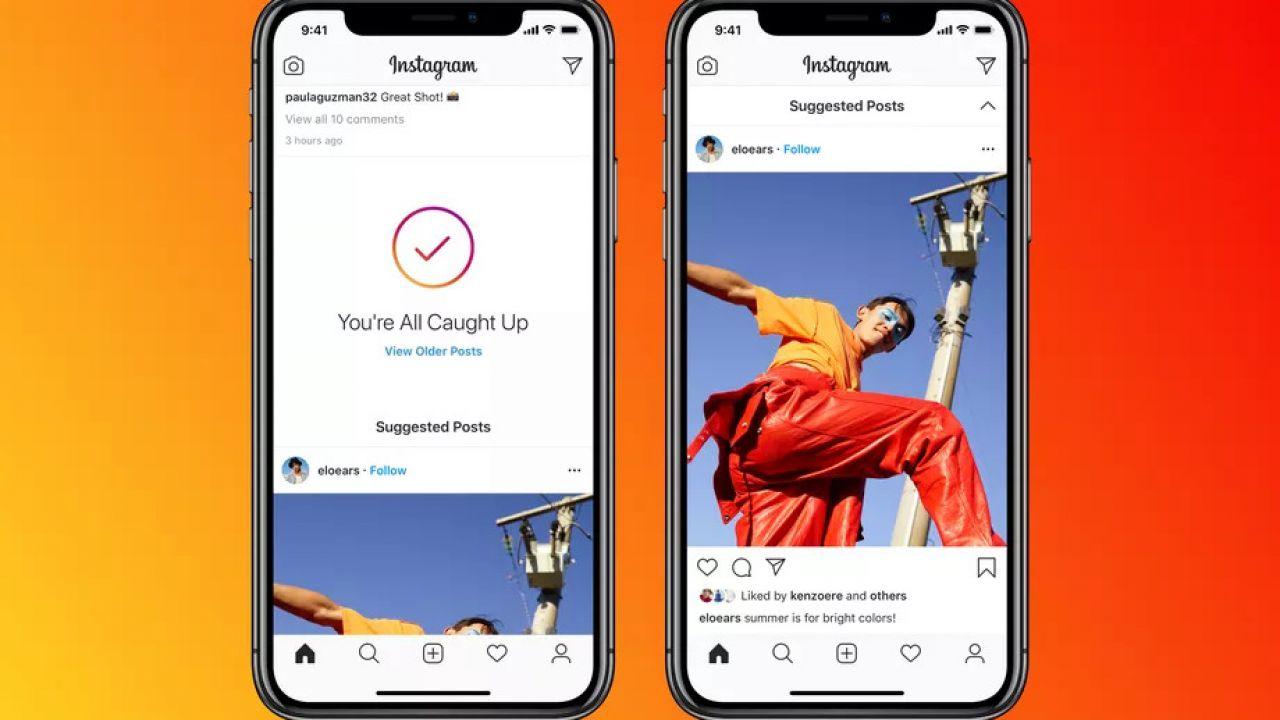 """Instagram e la funzione """"post suggeriti"""" thumbnail"""