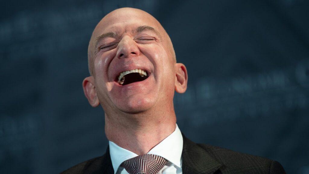 Jeff Bezos Human Landing System