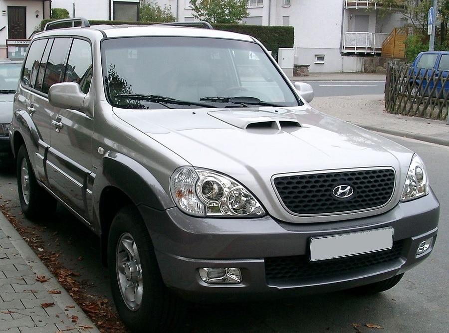 Joint-Venture Hyundai Terracan