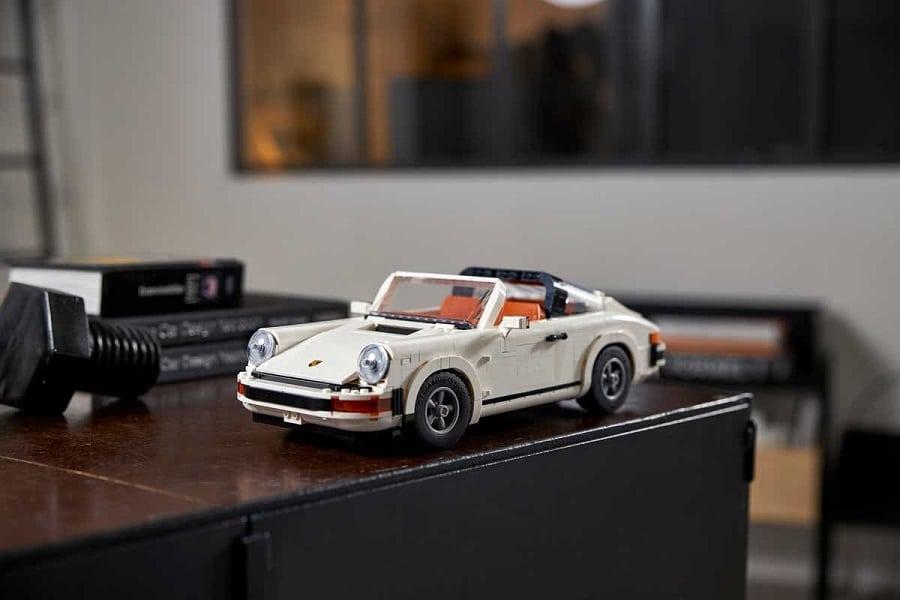 Joint Venture Lego Porsche