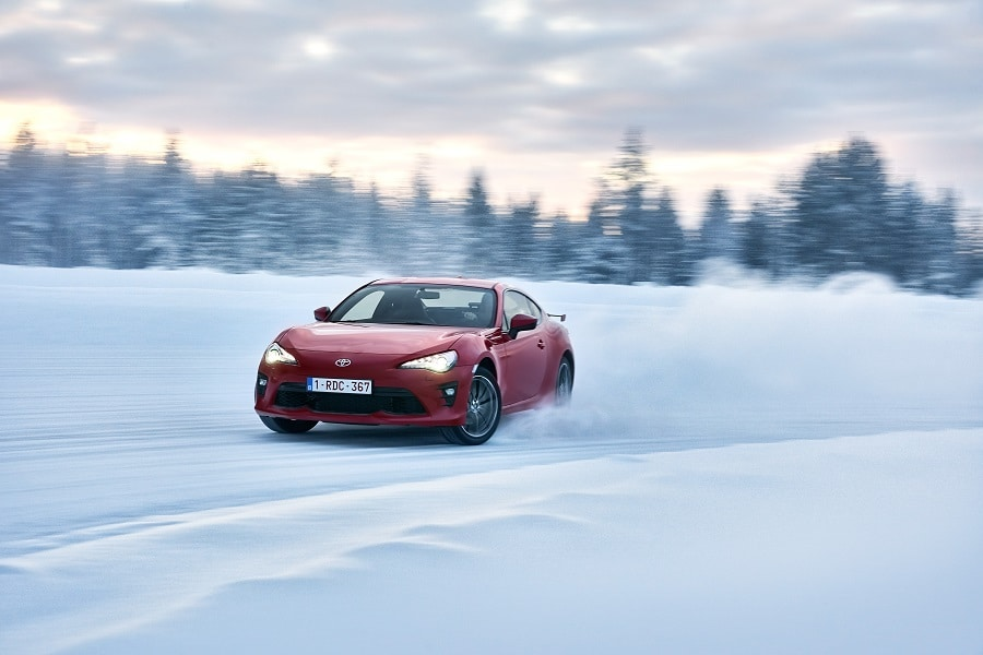 Joint-Venture Toyota GT86