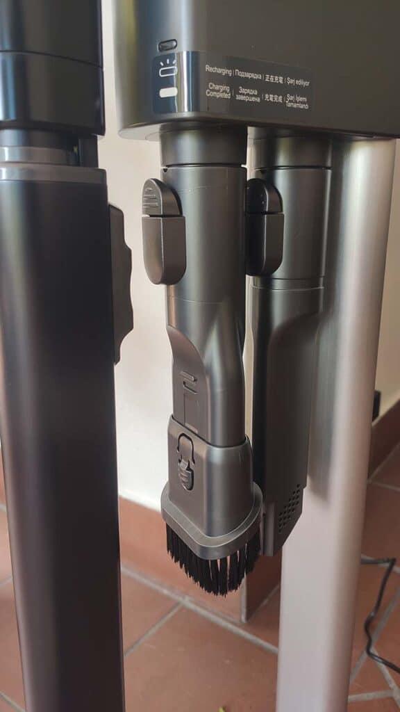 LG CordZero A9 Kompressor recensione accessorio