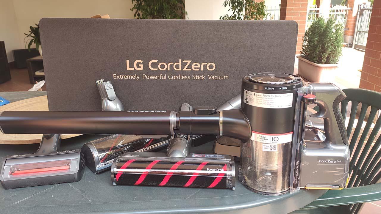 La recensione di LG CordZero A9 Kompressor: cosa ne pensa la mamma? thumbnail