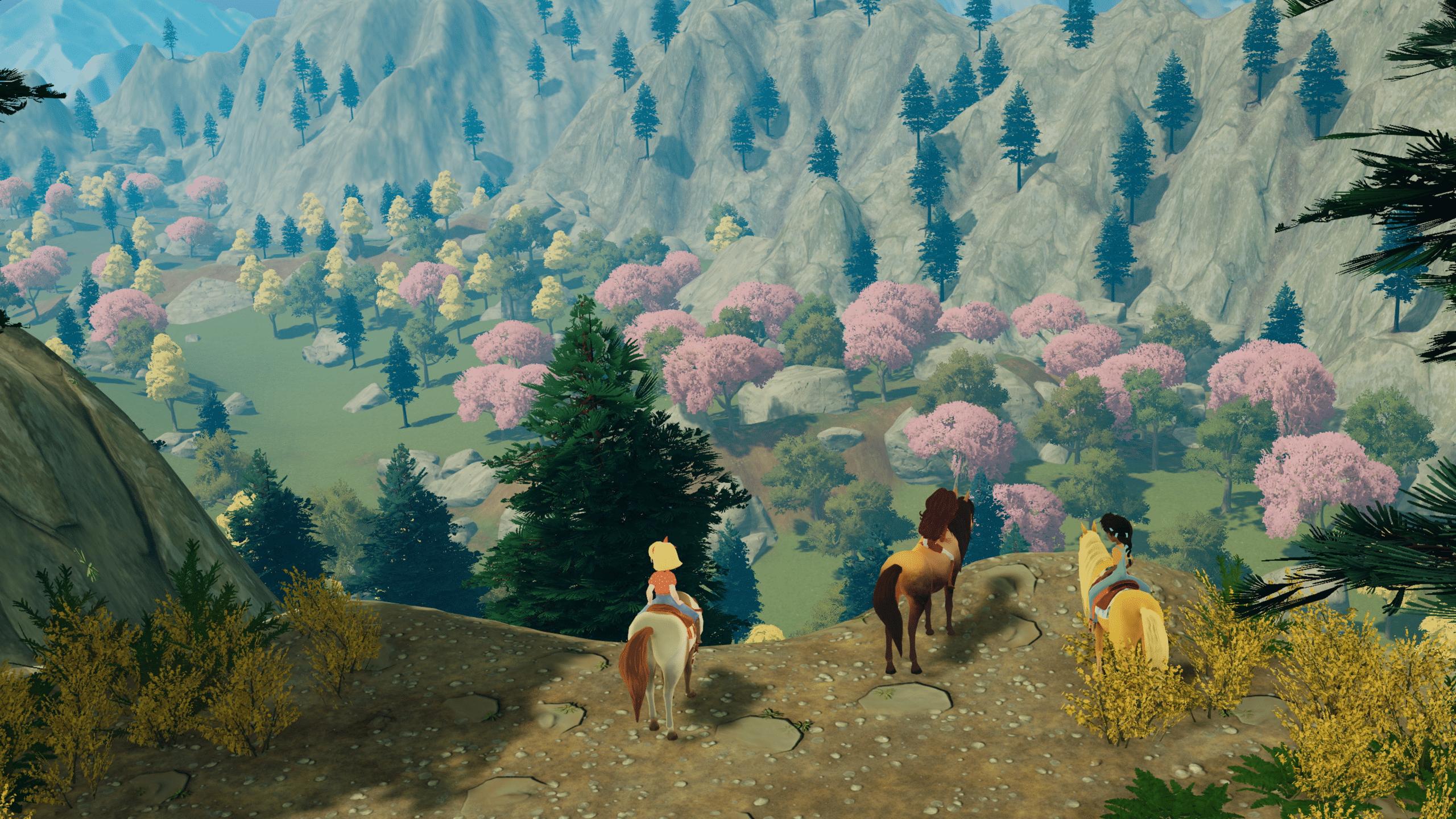DreamWorks Spirit: anteprima del nuovo open world per console e PC thumbnail