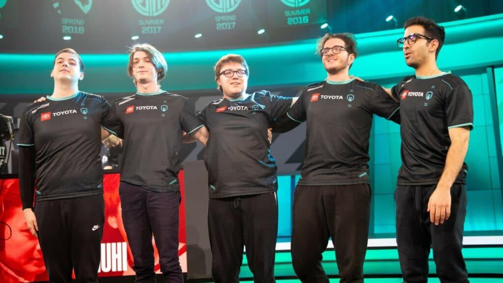 League of Legends: LCS Summer 2021