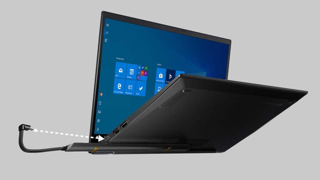 Caricatore wireless laptop PC Lenovo