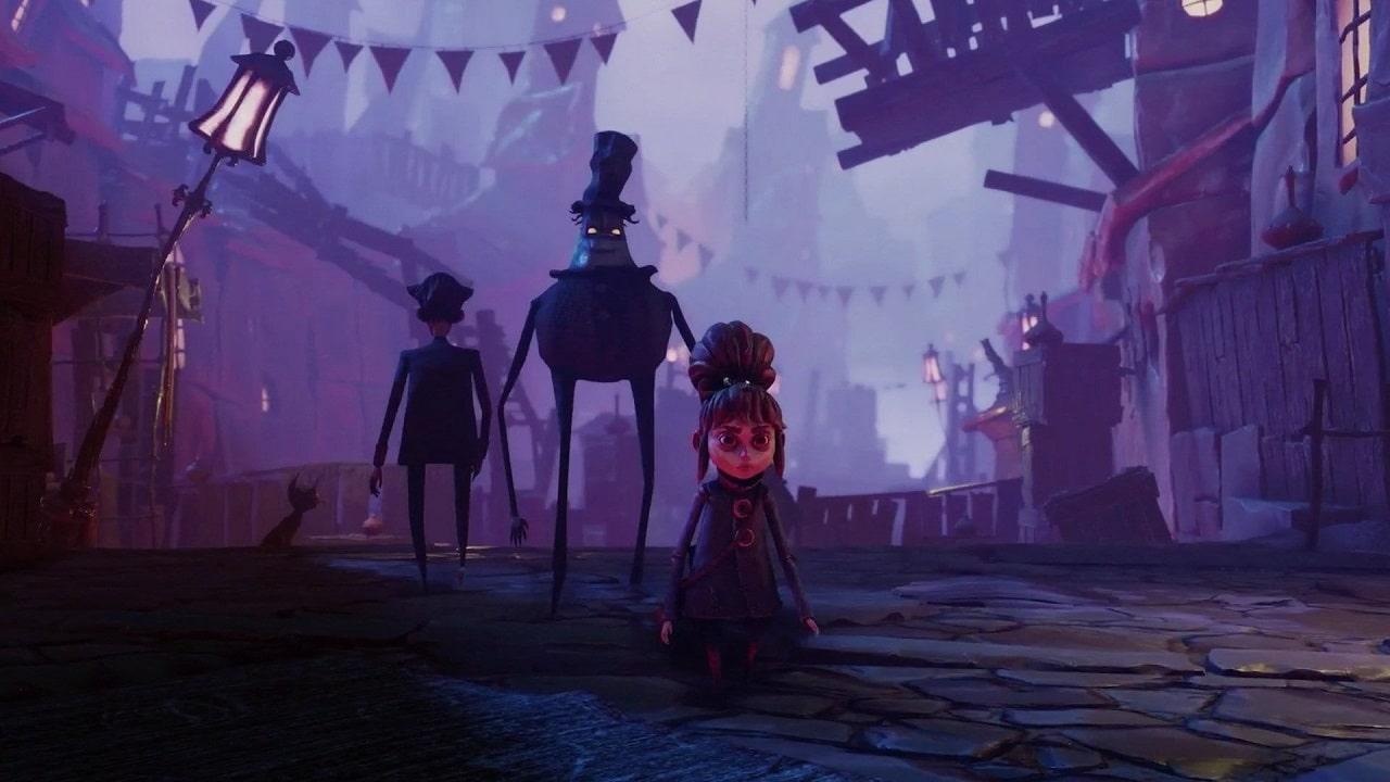 Il trailer di Lost in Random, l'avventurosa favola gotica thumbnail