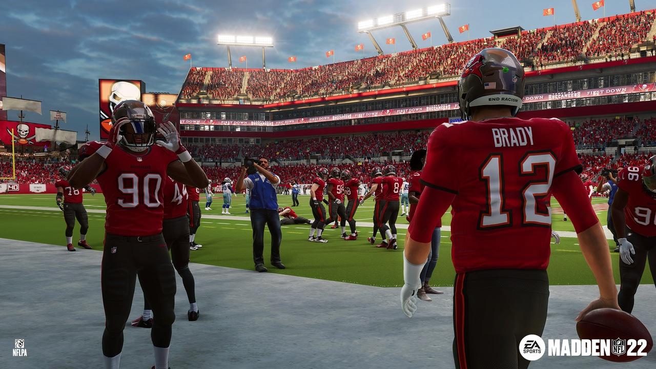EA SPORTS Madden NFL 22: annunciata la data d'uscita thumbnail