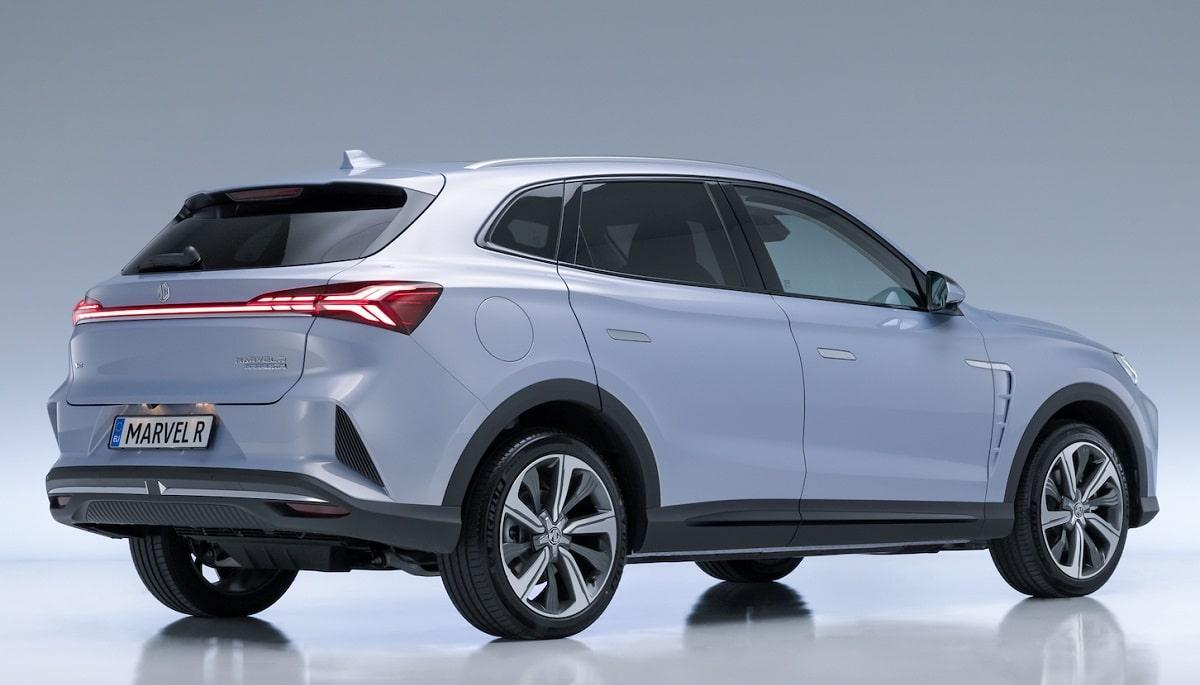 MG Marvel R Electric: il SUV elettrico arriverà in autunno in Europa thumbnail