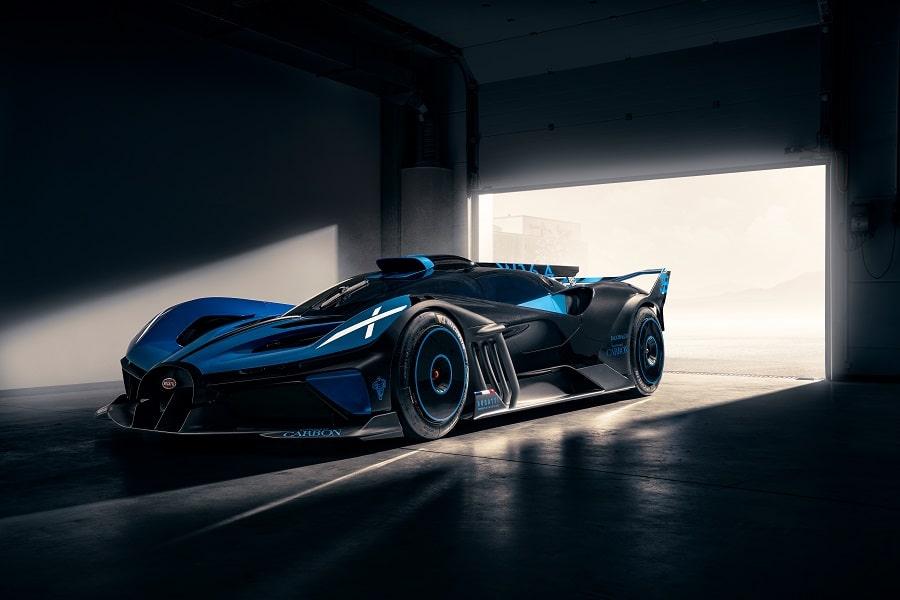 MIMO 2021 Bugatti Bolide