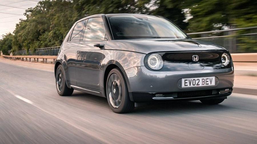 MIMO 2021 Honda e