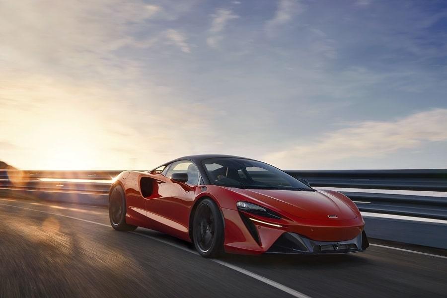MIMO 2021 McLaren Artura