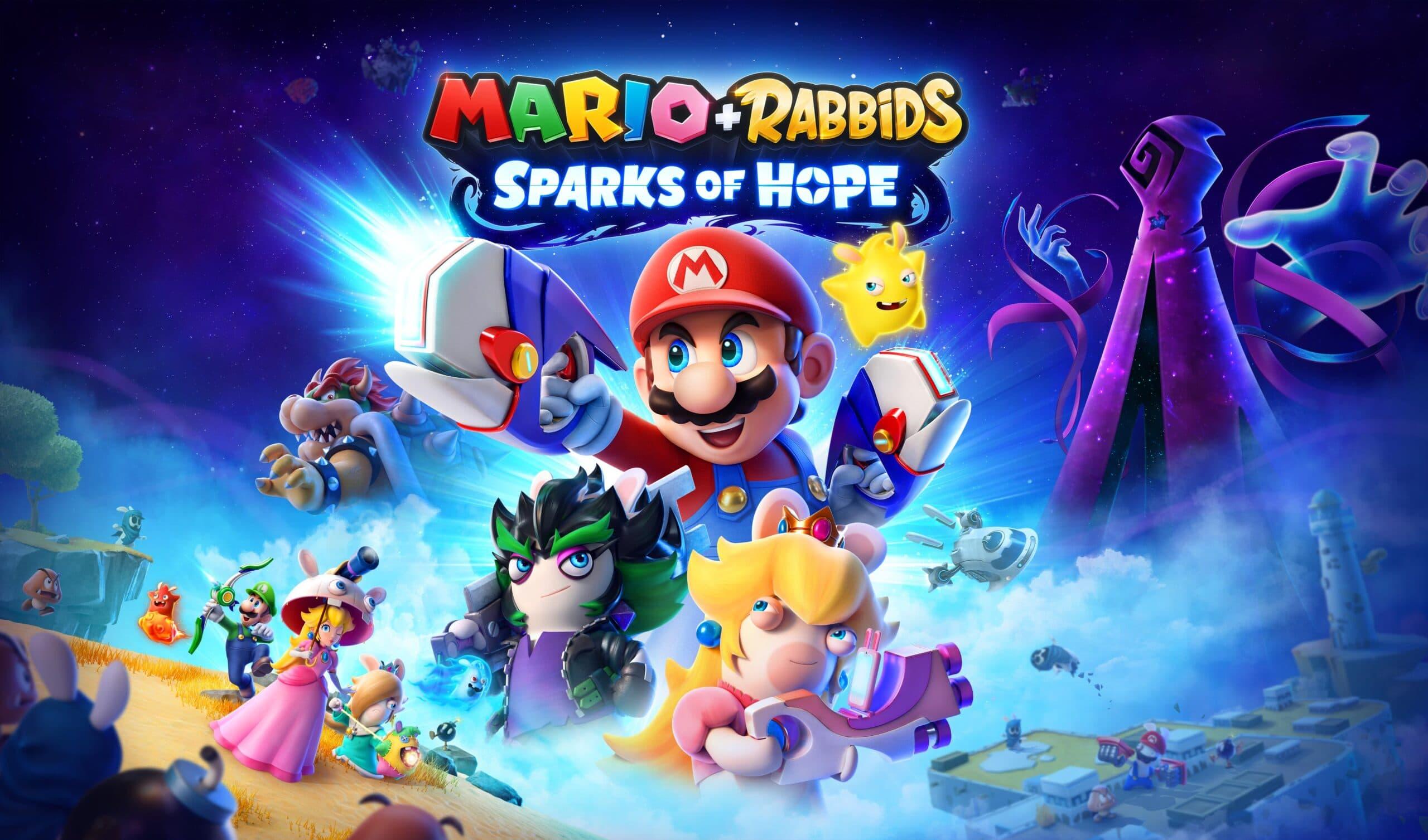 Mario + Rabbids Sparks of Hope: un'avventura di dimensioni cosmiche thumbnail